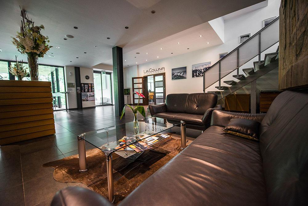 Lobby Hotel Ostredok***