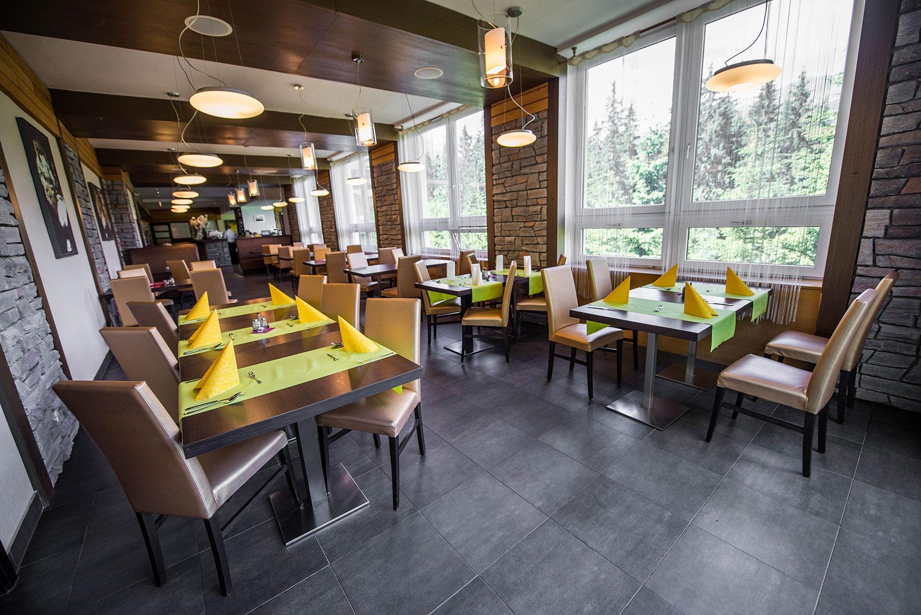 La Collina reštaurácia