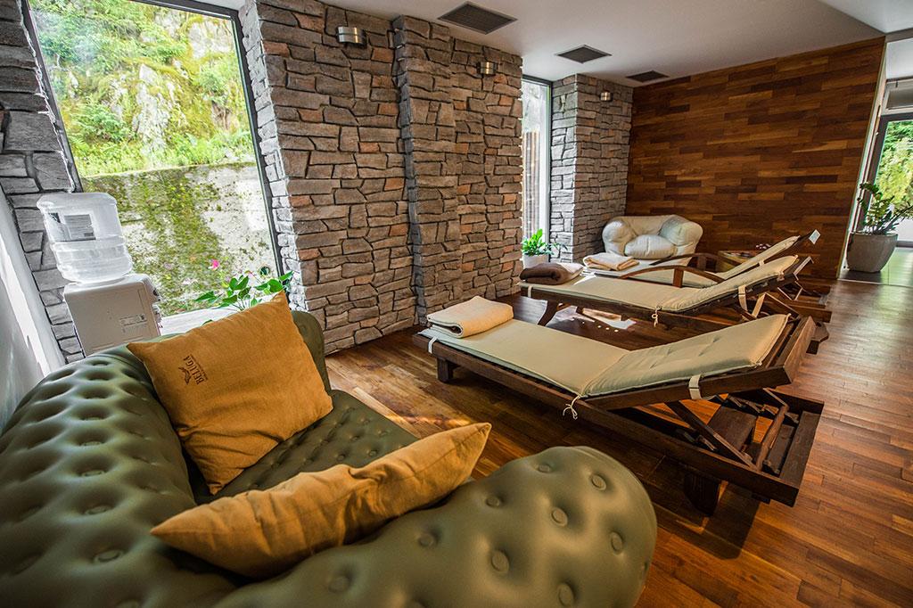 Relaxačná miestnosť